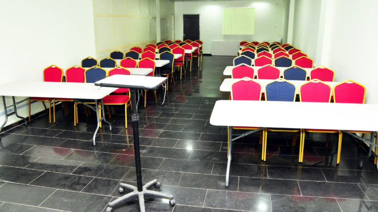 G-CONSULTING TRAINING HALL