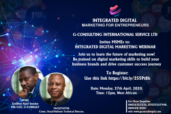 Integrated Digital Marketing for Entrepreneurs