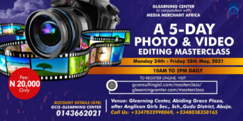 Photo and Video Editing Masterclass